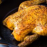 Best Roast Chicken Recipe: Simple, Juicy & Crispy (Recipe) #VienneseKnobelBrathendl