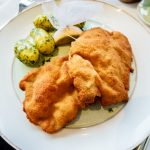 Golden Souffléd Schnitzel, Vienna's Famous Puffed-Up Golden Calf Cutlet: The Fried Icon and Its Surprising History (Recipe) #WienerSchnitzel #Shnitzel